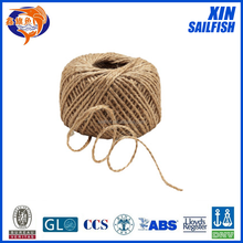 natural color jute string made in shanghai