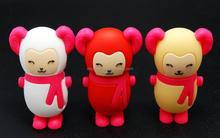High quality animal shape usb flash drive,Cartoon animal usb bulk cheap,pvc cute animal usb stick