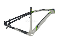 One molded ultra light carbon fiber frame 29er mountain bike frame