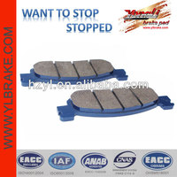 Specializing in the production of motorcycle brake pads