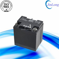 good quality 12v 24ah rechargeable solar storage battery with long service life