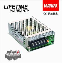 50W Mini Size Switching Power Supply MS-50-5 50w 5v 10a with CE ROHS