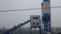 Skip concrete batching plant manufacturers hzs 75