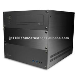 acubic CP715 Black / Aluminum PC case Price negotiable!!