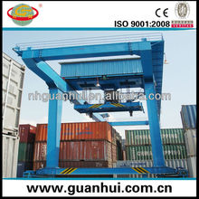 electric double beam container handling crane for sale
