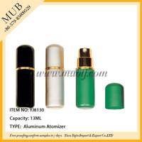 13ml Aluminum Mini Refillable perfume Atomizer Wholesale