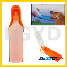 500ML Outdoor Portable Dog / Pet Water Bottle