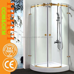 bathroom tempered glass door and bathroom mirror with magnifier with old fashioned bathroom faucets