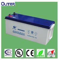 high quality 12v 150ah sealed lead-acid battery for tele-communication system
