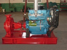 Hot sale! famous brand high pressure water pump for fire engine