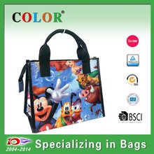 pp woven recycle shopping bag,recycle promotional bag