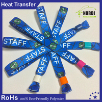 diy art craft festival invitation card wristband /arm band/bracelet for event