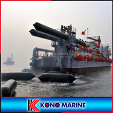 Ship Launching Airbag Rubber Boat Salvage Airbag