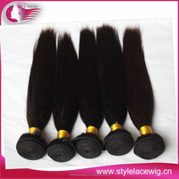 Unprocessed factory direct high quality virgin afro kinky human hair weave/extensions