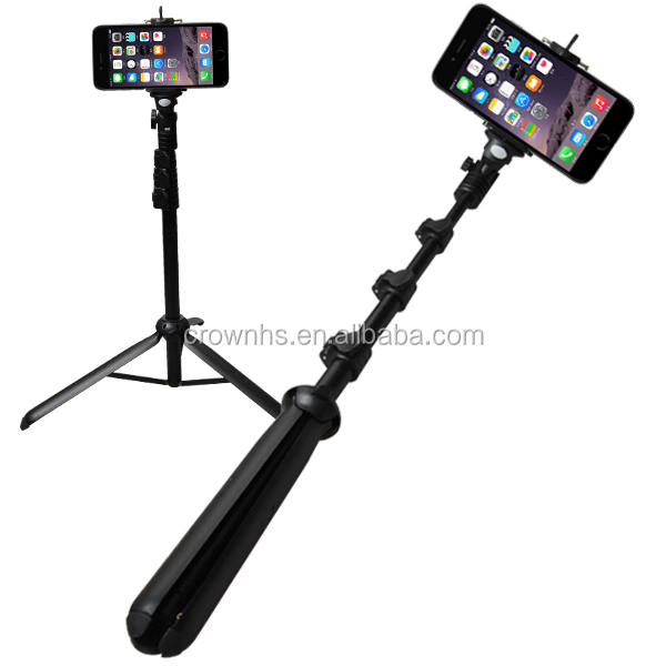 high quatity wireless selfie stick with tripod and monopod for ipad buy wir. Black Bedroom Furniture Sets. Home Design Ideas