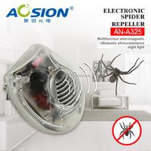 LED light ultrasonic electromagnetic indoor kill pest insect killer
