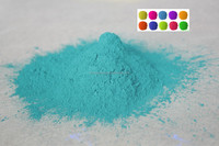 fluorescent powder coating