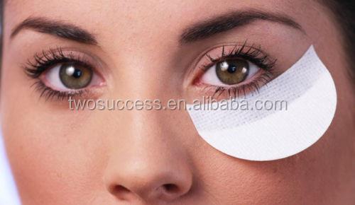 eye shadow fallout