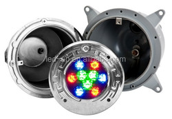 IP 68 Stainless Steel Surface Mounted LED Swimming Pool Light