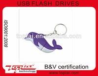 thumb drive fish usb flash memory usb stick