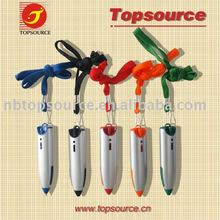 PL1010 Ball pen with note and rope