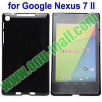 Wholesale Simple Crystal Hard Plastic Case for Google Nexus 7 II 2nd Generation