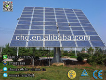 High Efficinency portable solar panel with CE TUV for solar power system