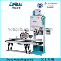 DCS feed pellet packing machine pre-made bag packing machine with plc system manufacturer
