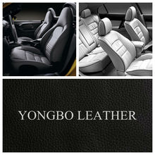 car seat pu leather from dongguan Factory direct