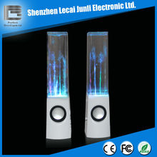 6W USB powered water dancing subwoofer speaker