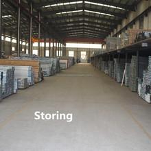 Vente chaude d'usine 6063 usiné dans la masse en Aluminium pour l'industrie du bâtiment