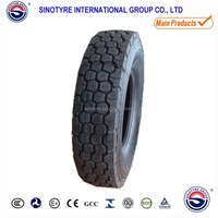 China off road tyres radial truck tyre with inner tube