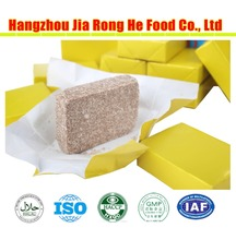 4g/10g Halal Black Pepper Flavour Seasoning Cube Packing Cubes