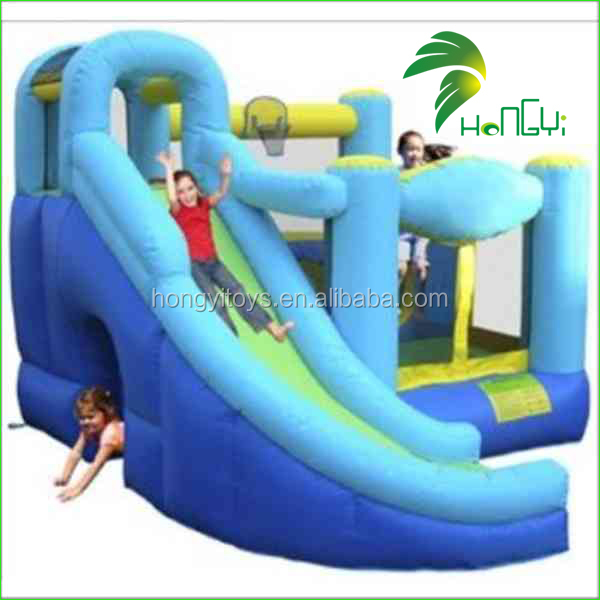 This Year So Popular Funny Industrial Inflatable Water Slide