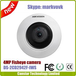 4MP hikvision 360 degree camera DS-2CD2942F-IWS