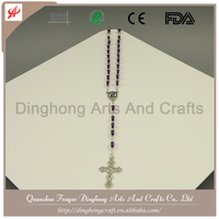Religious Rosary,Crystal Necklace,Religious Crystal Necklace Types Of Catholic Crosses