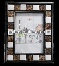 moda mosaico imagem photo frame
