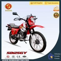 Cheap Automatic Off Road Dirt Bike 125cc Moto ( Brazil Dirt Bike ) HyperBiz SD125GY