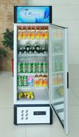 LC-258 high quality single door beverage cooler/pepsi cooler/ display cooler