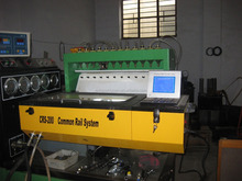 Crs200 common rail injector tester sistema