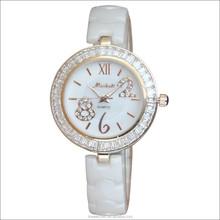 Vogue quartz ceramic watch,vogue watch