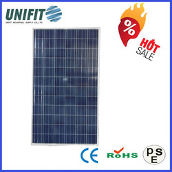 High Quality 120v Solar Panel/ Solar Panel System 1500w With Low Price