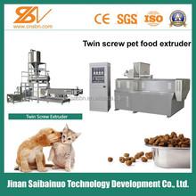 dry pet/dog/cat food making machine