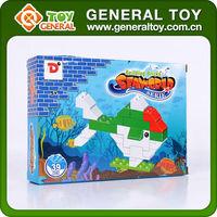 domino building blocks plastic cube puzzle plastic pyramid puzzles