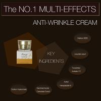 100ml q10 aloe vera jelly face nourish skin night cream