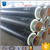 high quality insulation pipe filled with polyurethane foam insulaiton material for underground directly buried pipeline systems