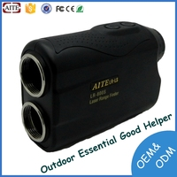 Strong functional 8 magnification laser range and speed finder for hunting