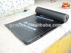 self-adhesive asphalt waterproof roofing membrane