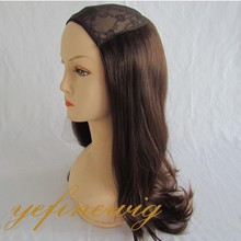 Qingdao supplier Remy Human Hair Jewish Hat Fall