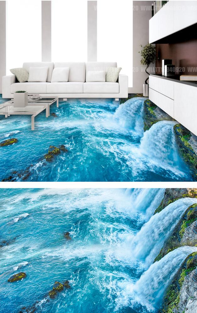 Floor D For Digital Print D Picture Bathroom Wall And Floor Tile - 3d printed floor tiles
